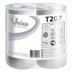 Туалетная бумага в малых рулонах Veiro Professional Comfort, 25 метров
