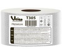Туалетная бумага в средних рулонах Veiro Professional Premium - 170 метров, арт.T305