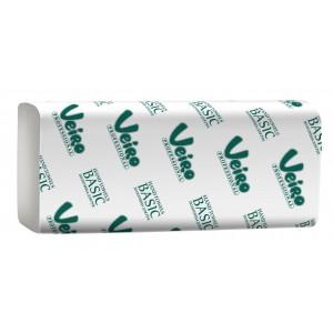 KV104 - полотенце бумажное  для рук V-сложение Veiro Professional Basic, 250 листов