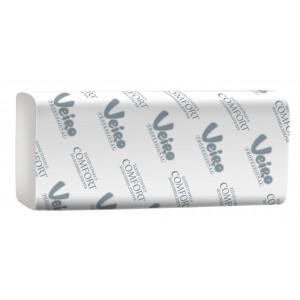 KV205 - полотенце бумажное  для рук V-сложение Veiro Professional Comfort, 200 листов