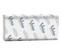 Полотенца бумажные для рук Z-сложение Veiro Professional Comfort, 200 листов, арт. KZ202