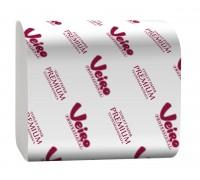 Туалетная бумага V-сложение Veiro Professional Premium, 250 листов, арт.TV302
