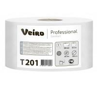 Туалетная бумага рулонах Veiro Professional Comfort - 180 метров