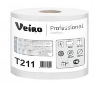 Туалетная бумага в рулонах Veiro Professional Comfort, 80 метров