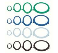Цветные вставки для смотровых окошек диспенсеров AQUARIUS