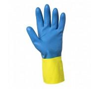 Перчатки химически стойкие Jackson Safety G80 латекс+неопрен длина 30 см
