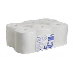 Бумажные полотенца в рулонах Scott Xtra, 304 метра, арт. 6667