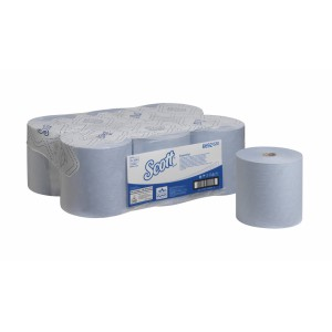 Бумажные полотенца в рулонах Scott® Max,  350 метров, арт. 6692