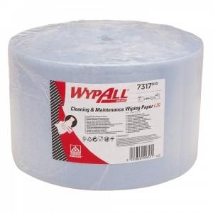 Протирочные салфетки WYPALL® L20 Extra + в большом рулоне, 2-слойные, арт. 7317