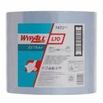 Протирочные салфетки WYPALL® L10 Extra+ в большом рулоне, 1-слойные, арт.7472