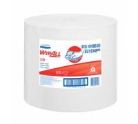 Протирочный материал в рулонах WypAll X70 белый (1 рулон 870 листов), арт. 8348
