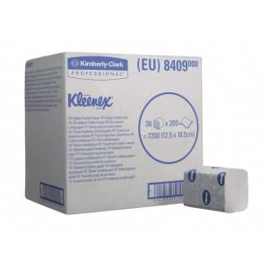 Туалетная бумага  KLEENEX Ultra (без логотипа), 200 листов, арт. 8409