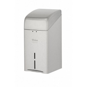 Диспенсер для листовой туалетной бумаги, L-ONE Steel арт. DTH100CS