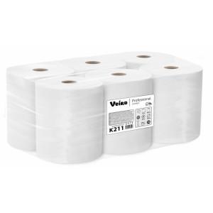 Полотенца бумажные для рук в рулоне Veiro Professional Comfort, арт. K211