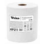 Полотенца бумажные с центральной вытяжкой Veiro Professional Comfort, 172 метра, KP211