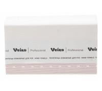 Растворимые бумажные полотенца Z-сложение Veiro Professional Premium, 200 листов, арт. KZ312